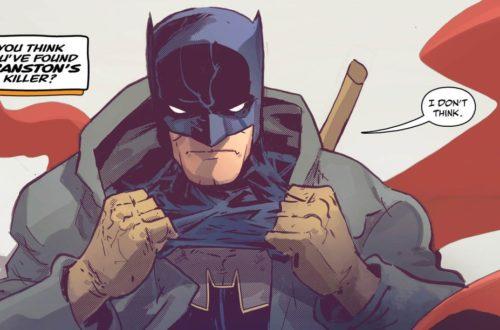 Batman Detective