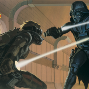 Star Wars Ralph McQuarrie painting